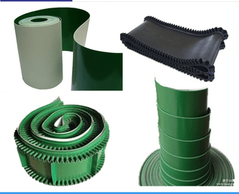 1.5mm Green Conveyor Belt