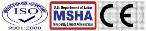MSHA certificate