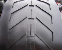 pattern chevron conveyor belt,nylon fabric rough top belt conveyor china