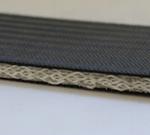 Solid Woven Fire Resistant Conveyor Belts