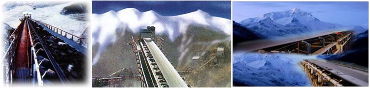 Cold Resistant Conveyor Belts