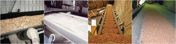 ACID & ALKALI RESISTANT CONVEYOR BELTING