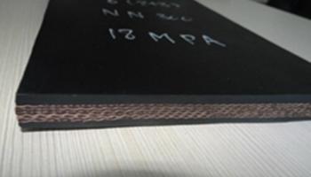 650mm width polyester conveyor belt for glass handling