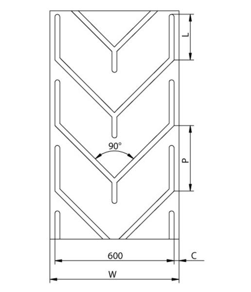 Deep Y Pattern Range