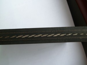 BUCKET STEEL CORD BELT