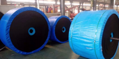 EP500 4ply (6+3) Belt Conveyor Heat & Wear Resistant