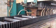 Endless Corrugated sidewall conveyor belt