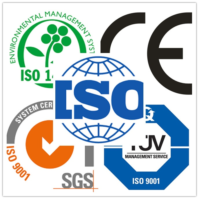 ISO9001 CE Certificate