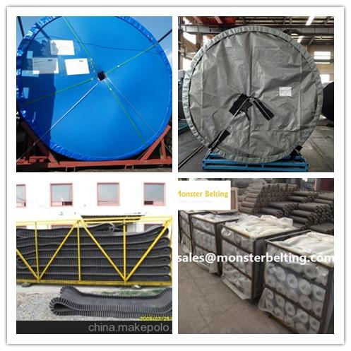 Conveyor idler package