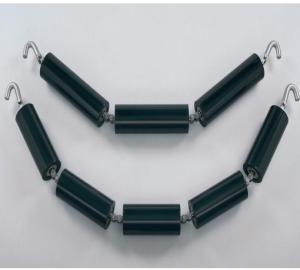 Garland-Idler-Roller-for-Belt-Conveyor-with