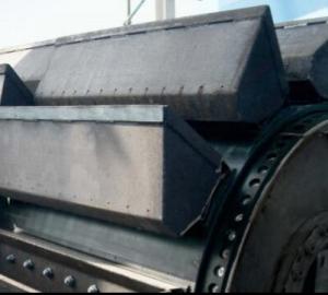 anti tearing mesh reinforced conveyor belt