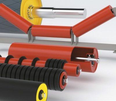 conveyor idler-roller-pulley