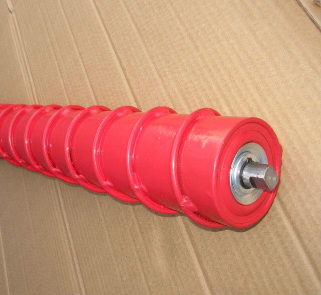 spiral roller